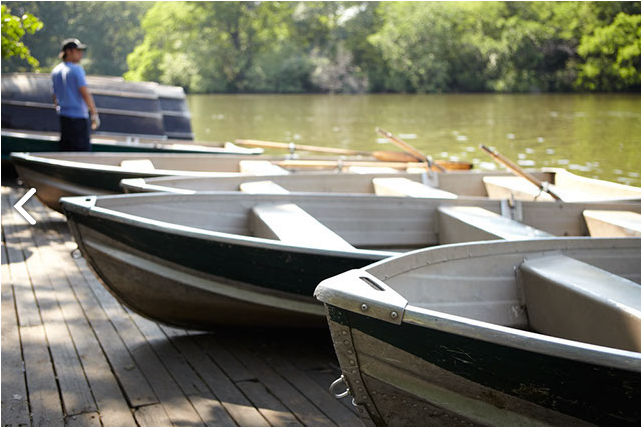 Memorial Day 2014 Date Ideas - Central Park Boating