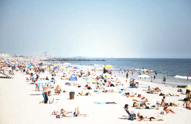 Memorial Day 2014 Date Ideas - Rockaway Beach