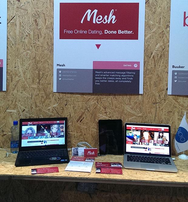 Mesh Web Summit Dublin1