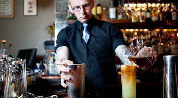 Mixologist Ian Hardie of Huckleberry Bar - New York, NY