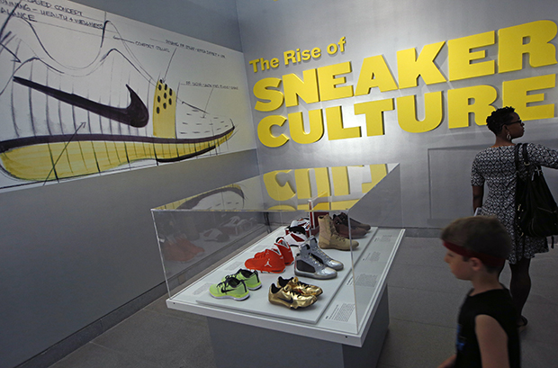 Sneaker Culture Exhibit