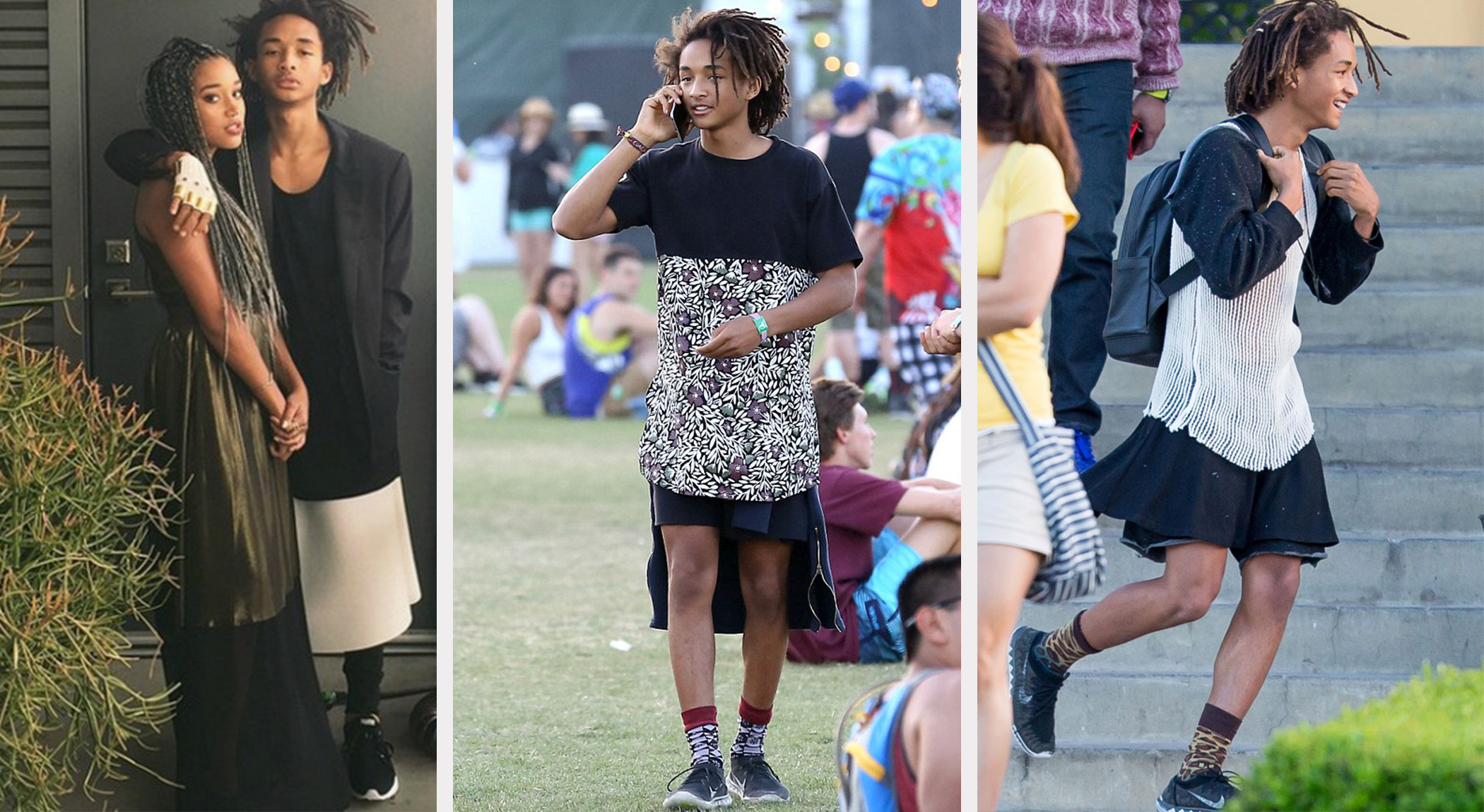 an analysis of racial elements in an advertisement by louis vuitton featuring jaden smith